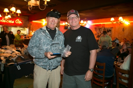 Andy & Kevin knock down BIG FISH honors. photo by Jorge Salas